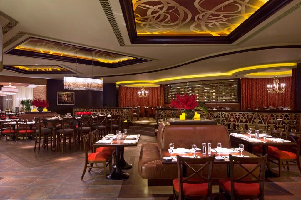 澳门喜来登金沙城中心大酒店班妮意大利餐厅