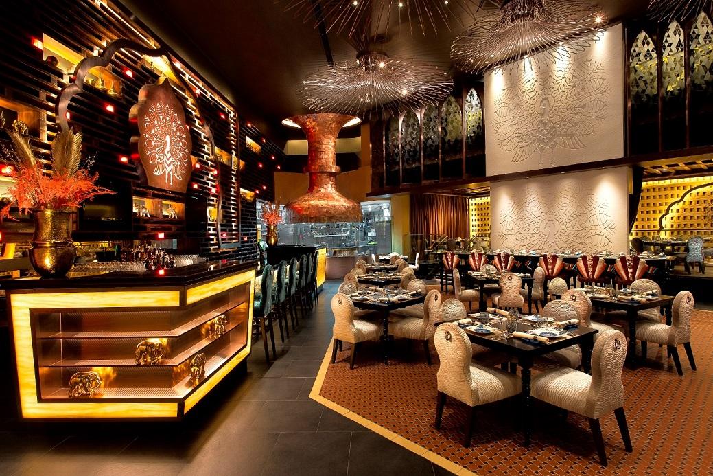 皇雀印度餐厅连续四年获评为星级米芝莲食府