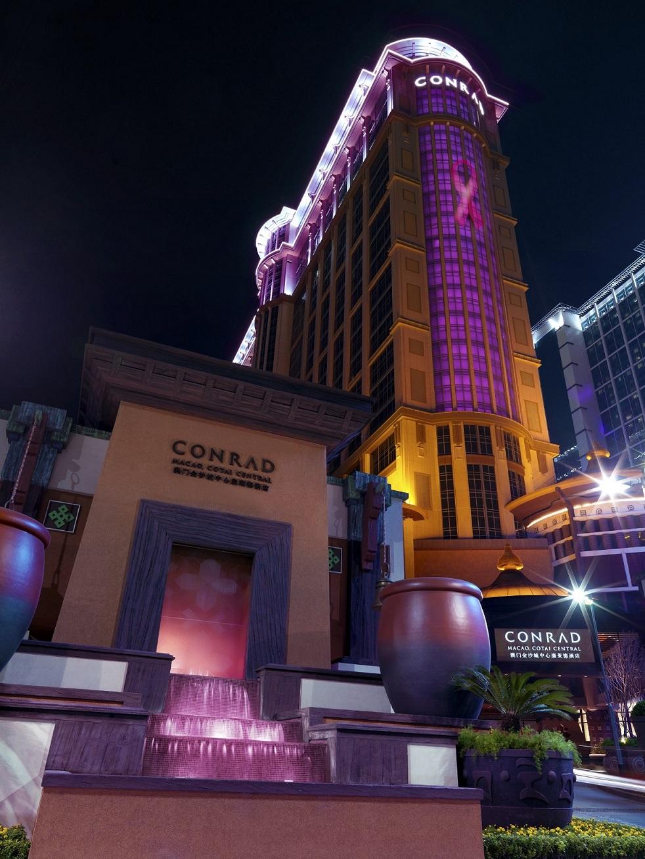 澳门康莱德呈献2016「粉红革命」推广活动