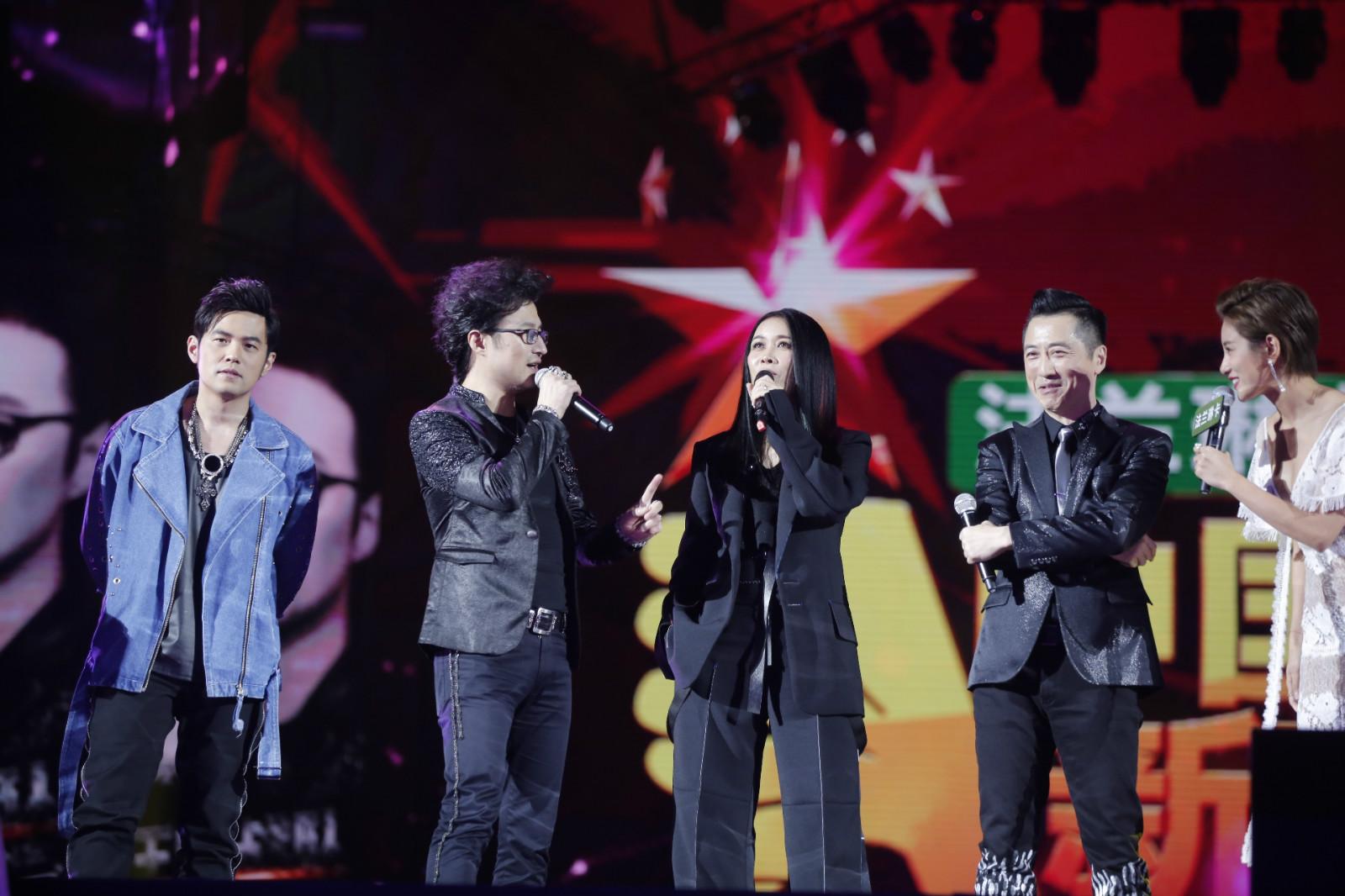 《中国新歌声》国庆节特辑以歌声陶醉澳门威尼斯人歌迷