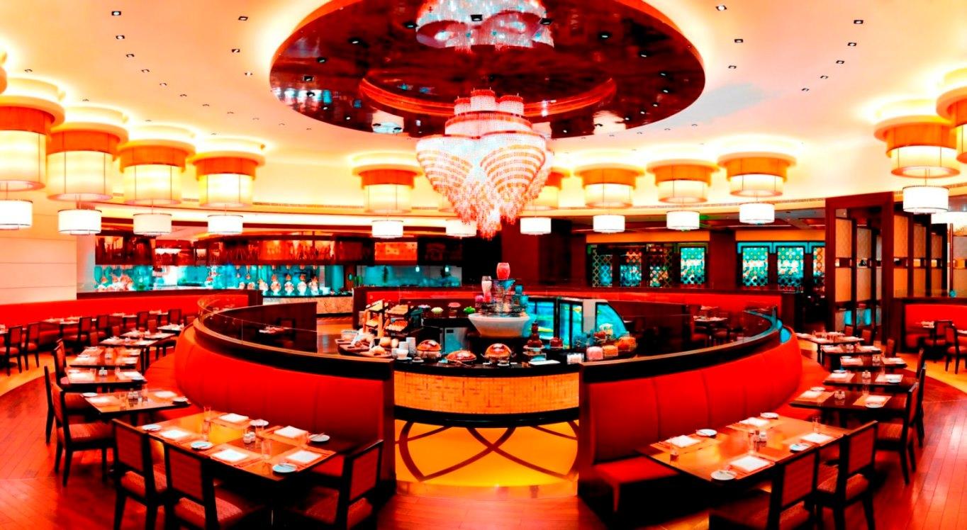 澳門金沙城中心康萊德酒店「奧旋自助餐」