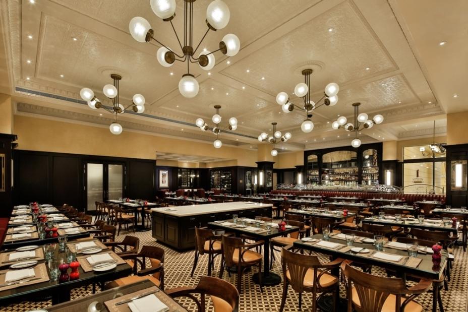 澳门巴黎人法式餐厅