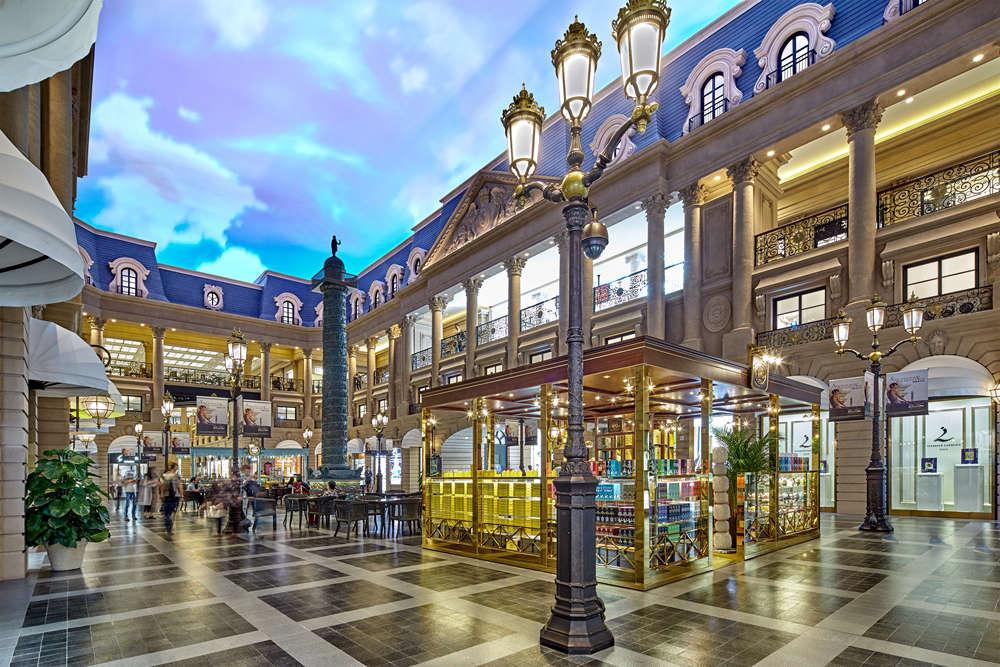 巴黎人购物中心获享誉盛名的零售业大奖嘉许