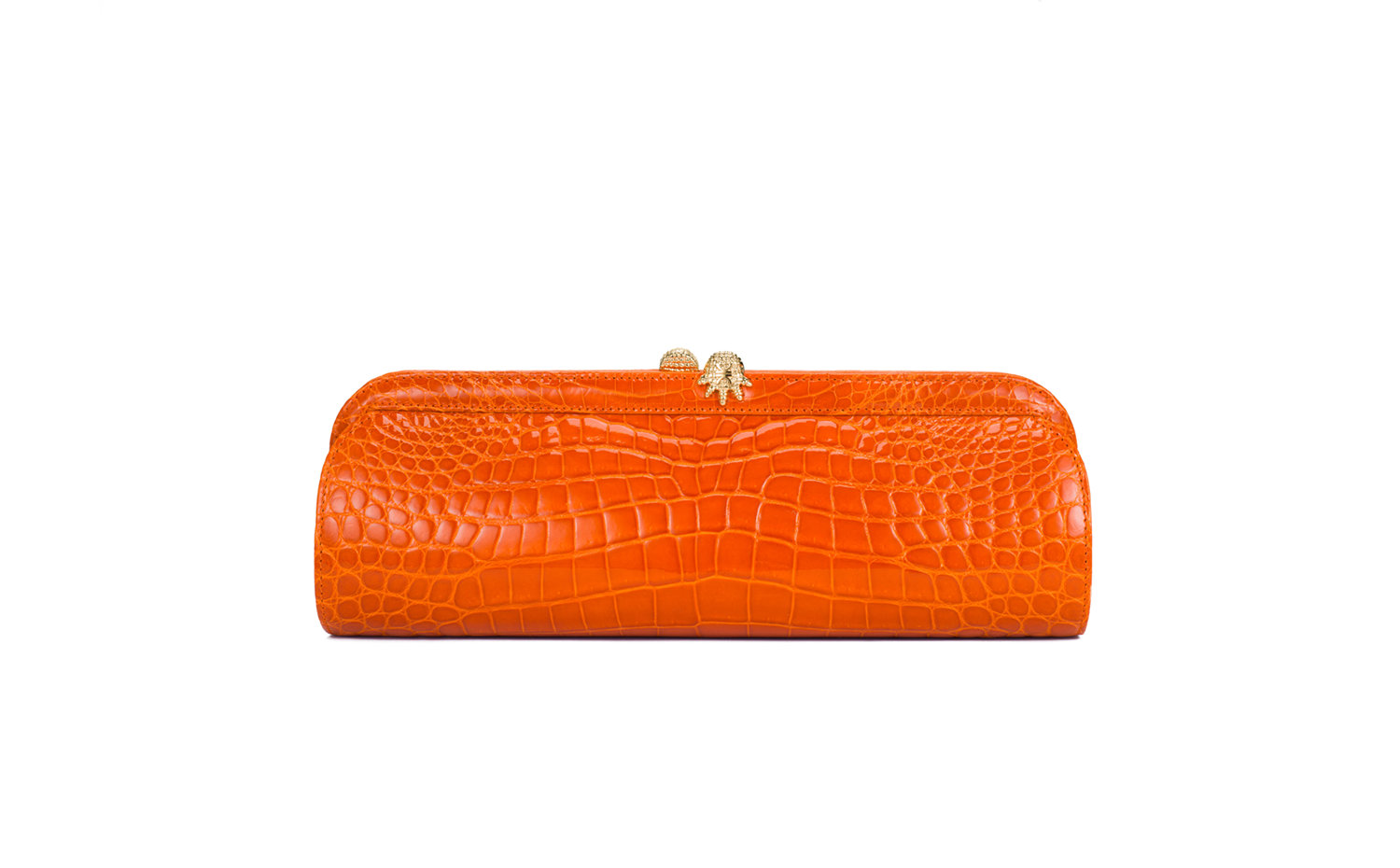 KWANPEN Eleno Clutch 1389 Orange
