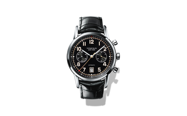 Tiffany CT60™ 計時碼錶系列42mm 男士手錶