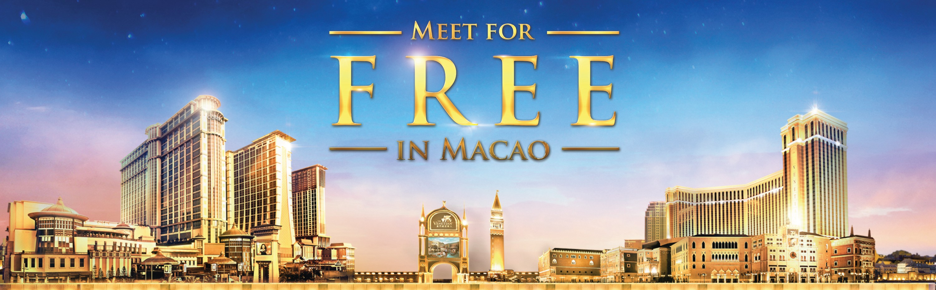 Meet for Free in Macao