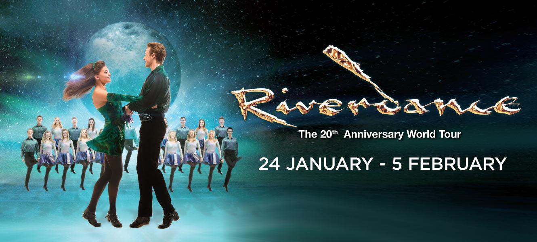 Riverdance 20th Anniversary World Tour The Venetian