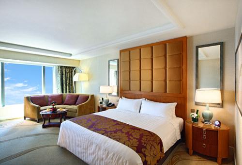 澳门金沙城中心康莱德酒店 - 超过7折住宿优惠