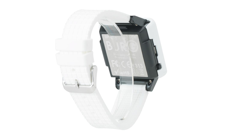 The Atrium Burg Smart Watch Phone - 白色