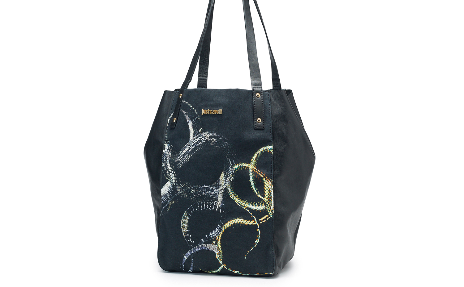 Just Cavalli EVA tote - Black