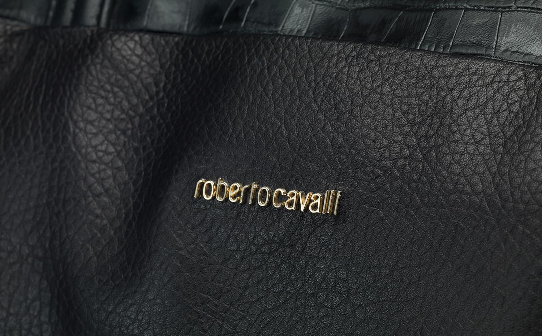 Roberto Cavalli tote - Black