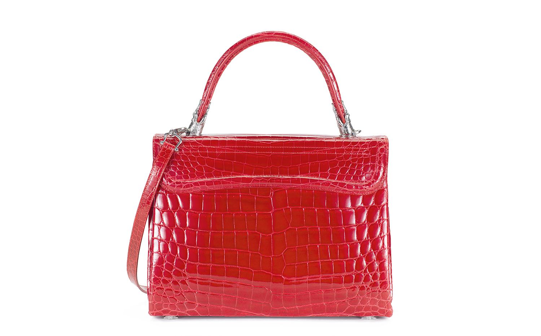 KWANPEN Signature Handbag - Flame
