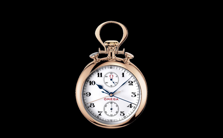 OMEGA Specialities Olympic Pocket Watch 1932 特别系列 - 奥林匹克怀表1932