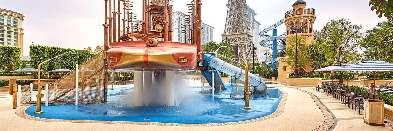 澳门巴黎人泳池及水世界