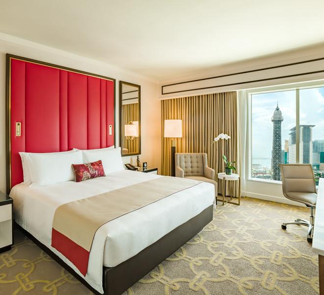 The Parisian Macaoホテル