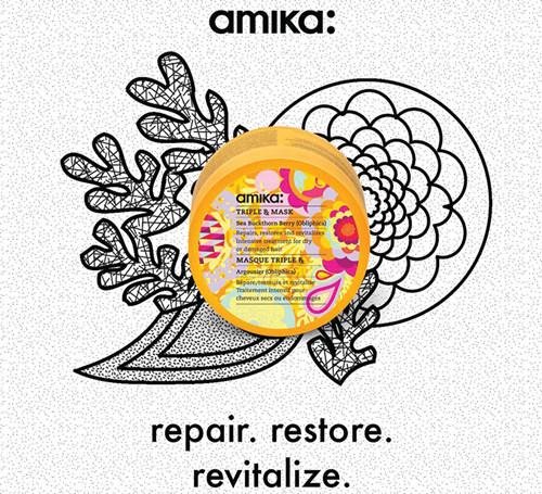 澳门Amika 海莓果护理系列