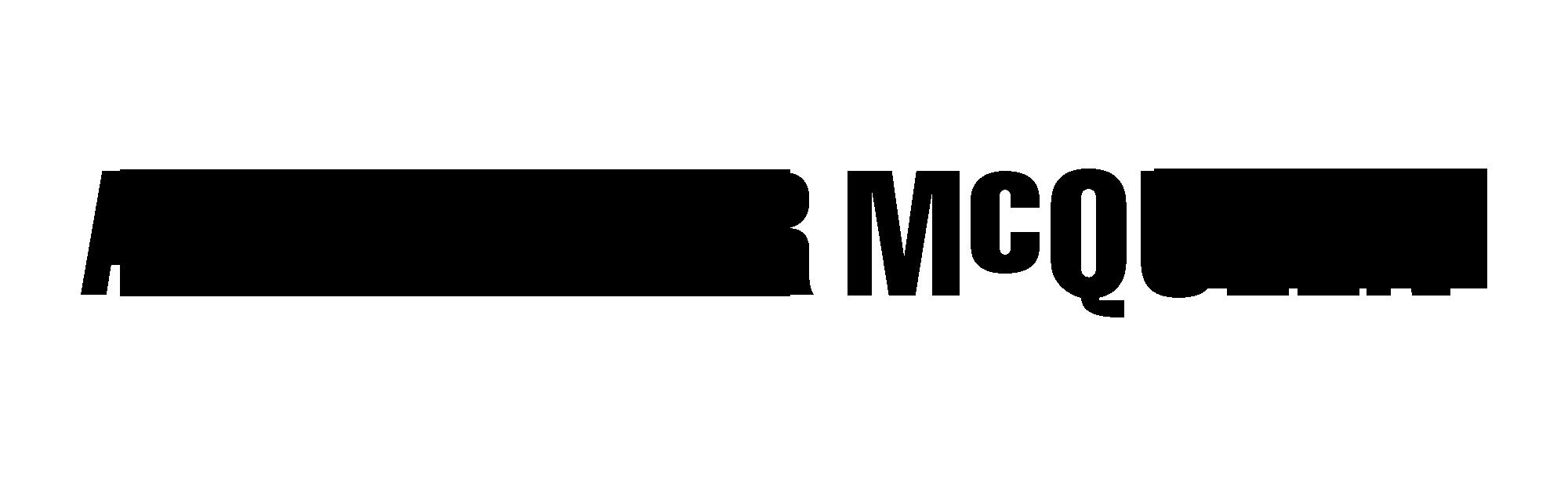 マックキュー バイ アレキサンダー マックイーン(McQ by Alexander McQueen)