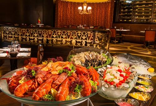 金沙城中心西方美食