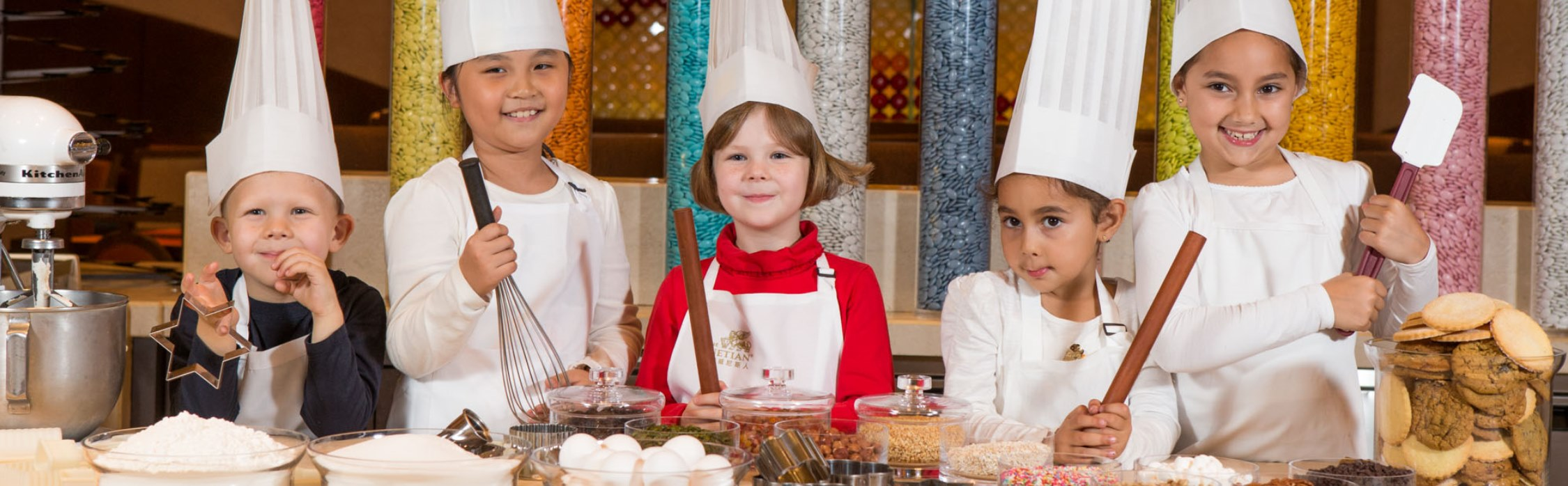 Junior Hotelier - Master Chef