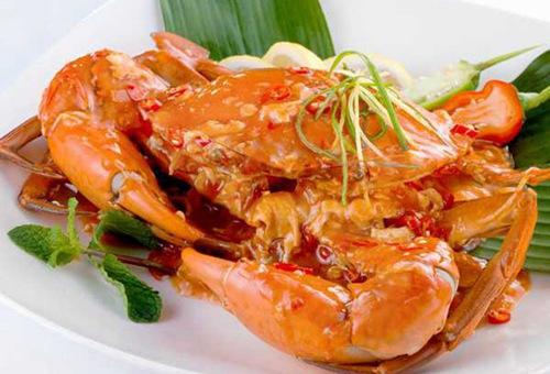 亚洲及国际美食