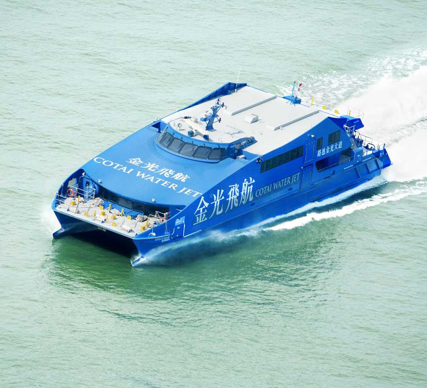 Cotai Water Jet Ferry Ticket Package