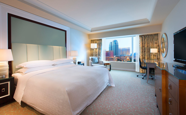 Sheraton Macao Hotel Room