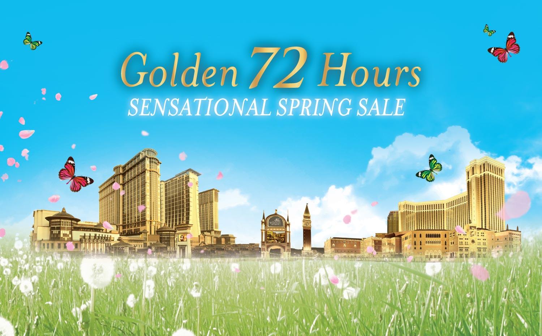 Sensational Spring Sale