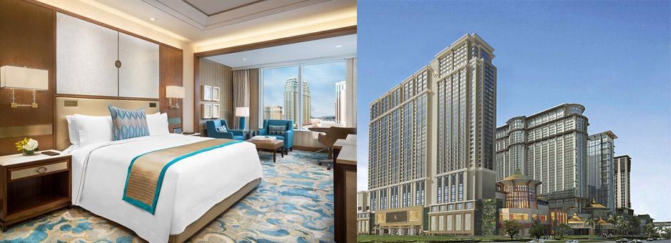 Sheraton | St. Regis | Macao Cotai Central Hotels