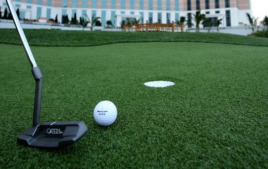 君度小型高尔夫球场