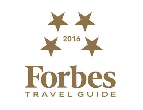 Forbes Travel Guide Four-Star Winner 2016