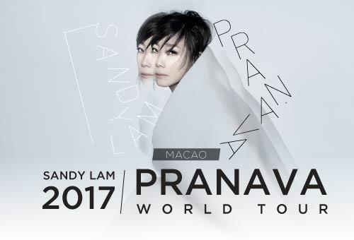 Sandy Lam Pranava 2017 Concert Show Macao Venetian