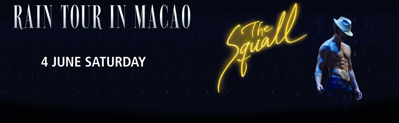 """RAIN """"THE SQUALL"""" 2016 ASIA TOUR"""