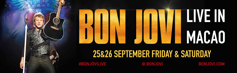 Bon Jovi Live in Macao