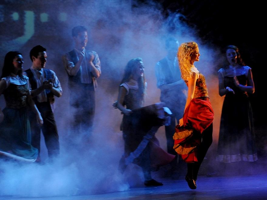大河之舞,20周年,澳门威尼斯人剧场