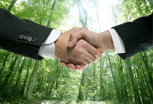 绿色环保会议
