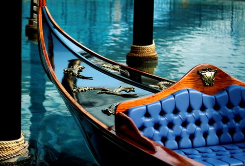 ゴンドラ乗船