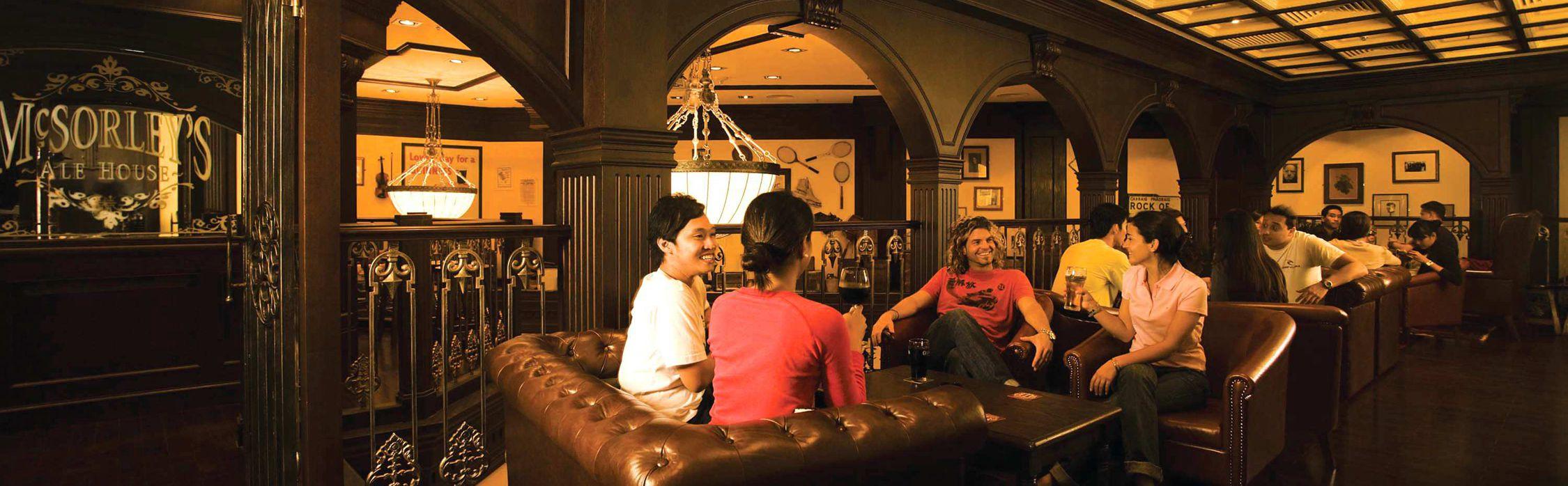 澳门威尼斯人麦时利爱尔兰酒吧