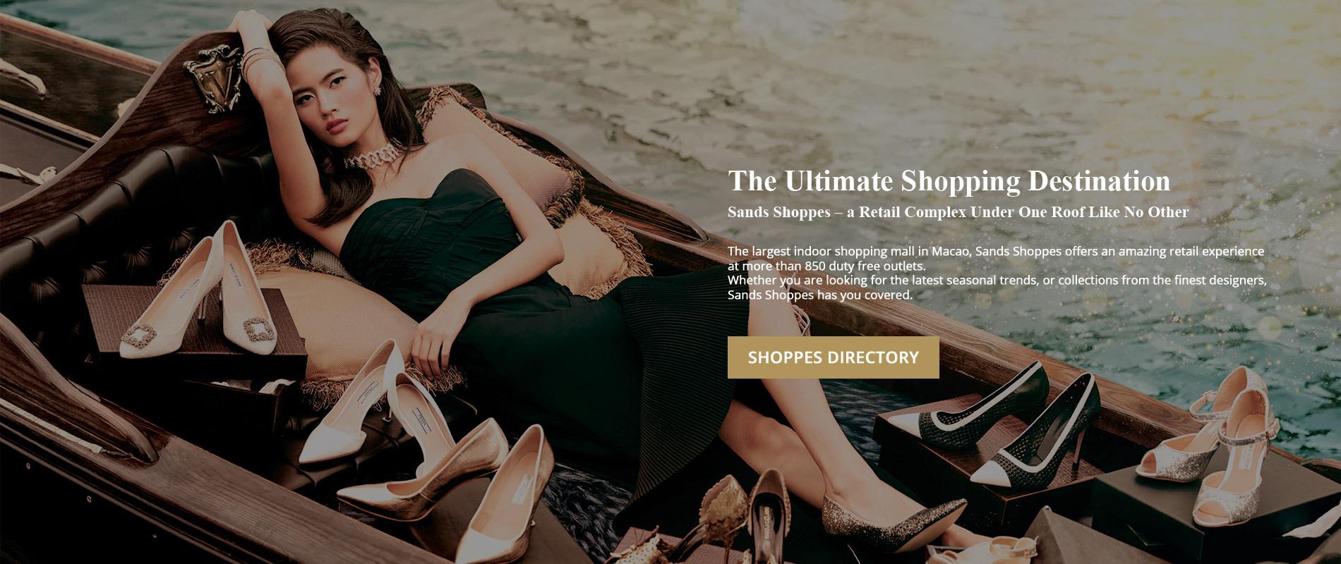 Shoppes at Venetian - Shoppes Directory
