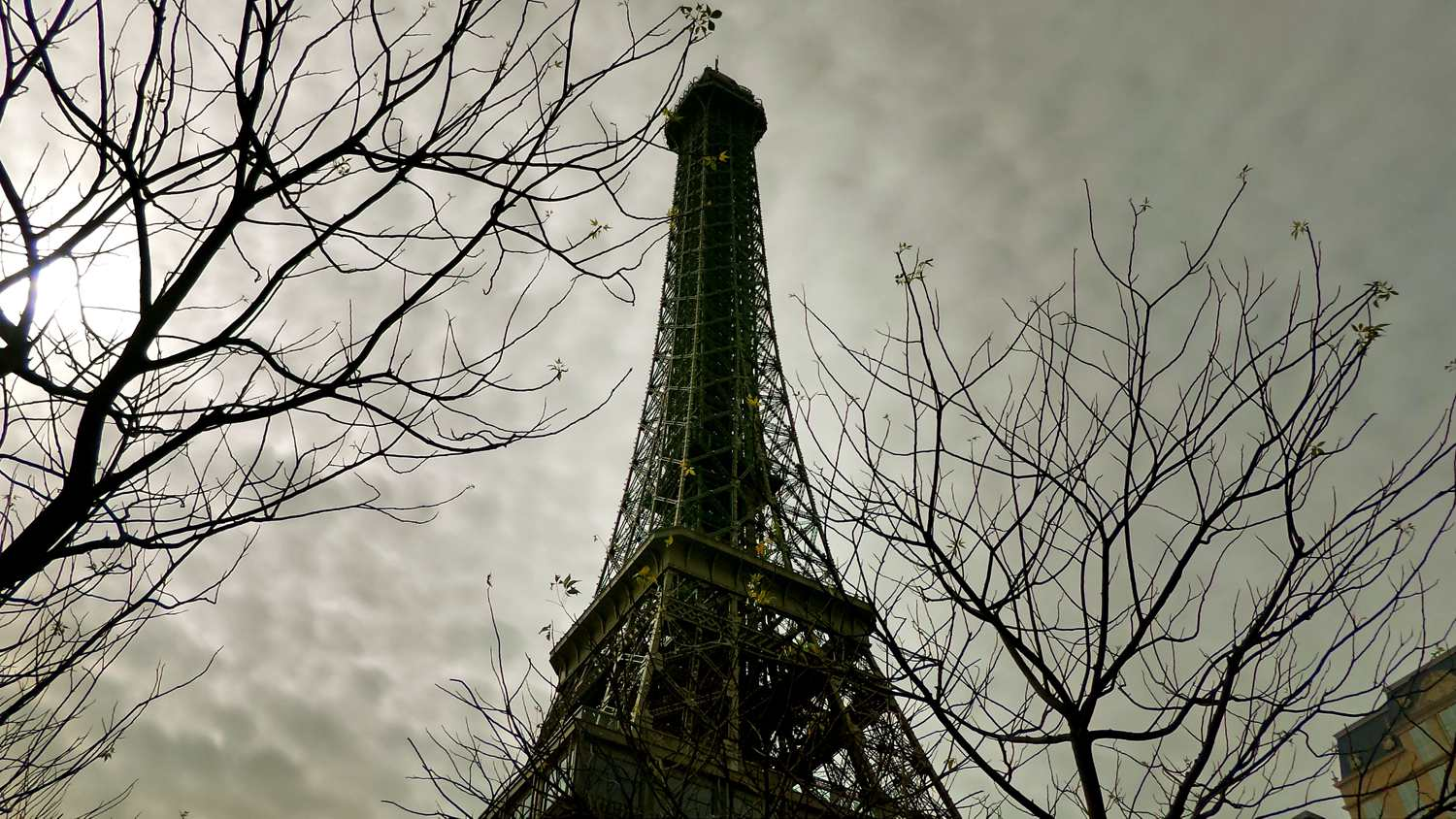 Parisian Macao Eiffel Tower