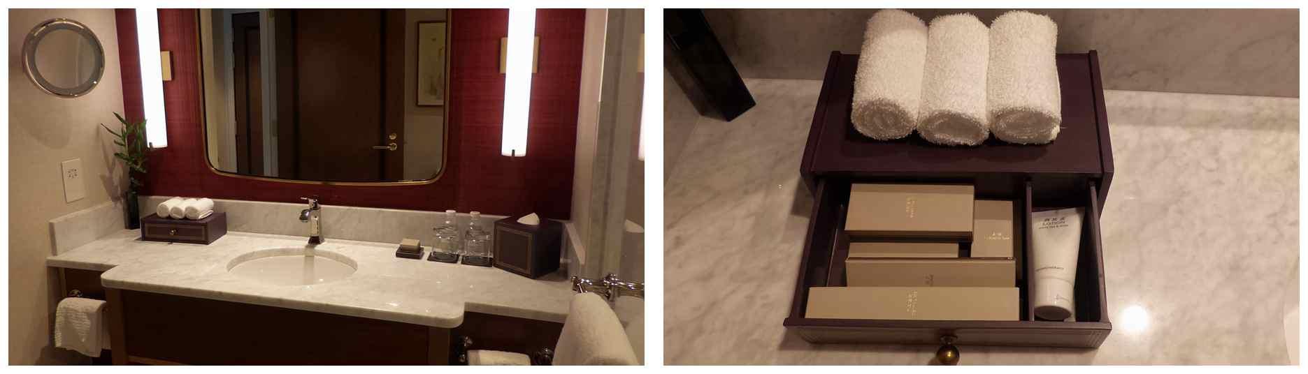 澳門巴黎人- 房間浴室