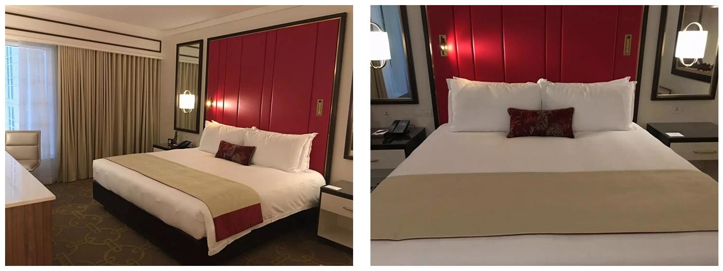 澳门巴黎人酒店客房