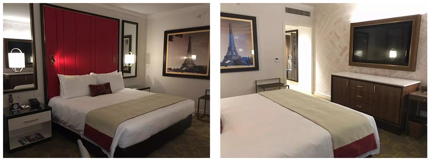 澳門巴黎人酒店客房