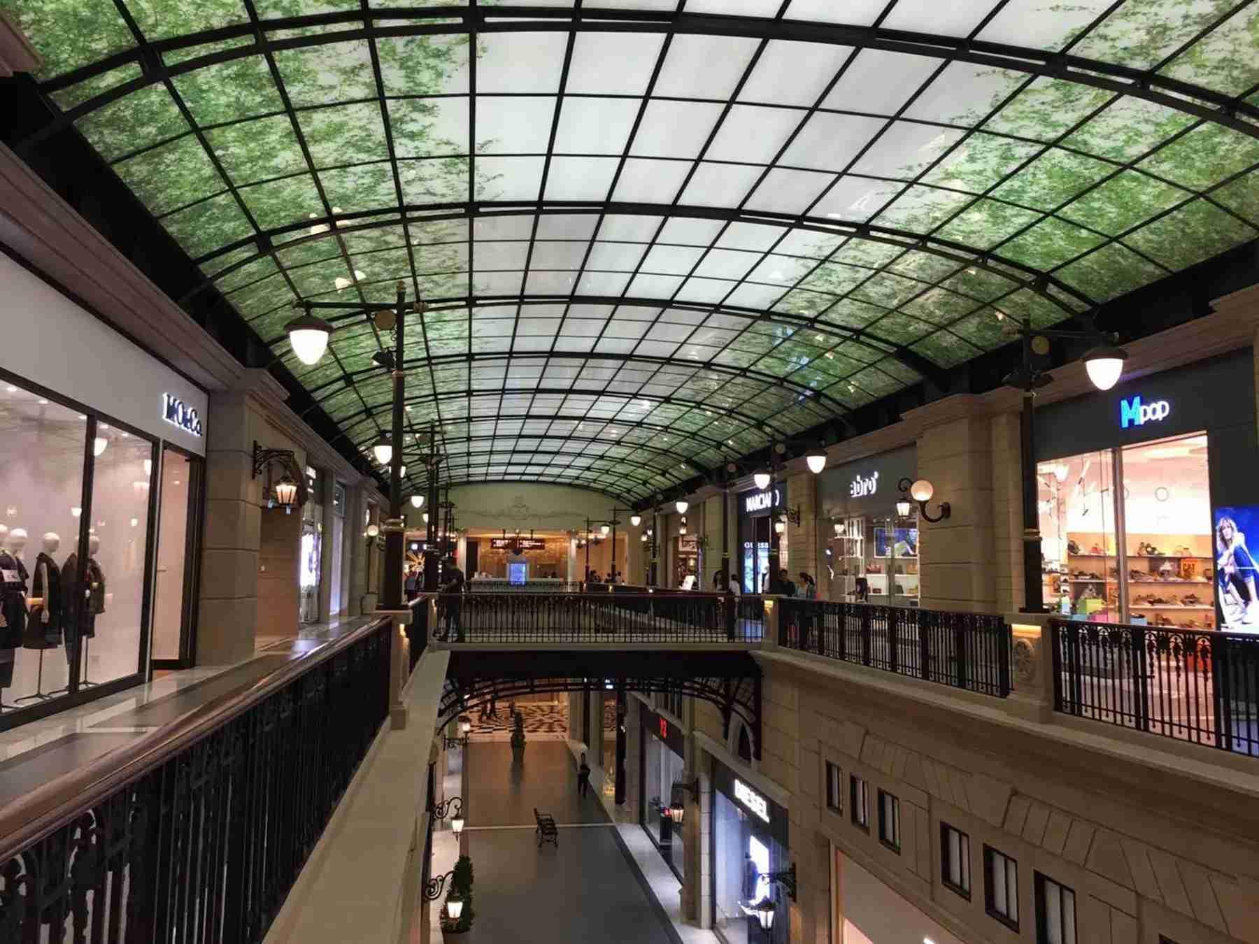澳门巴黎人酒店购物中心