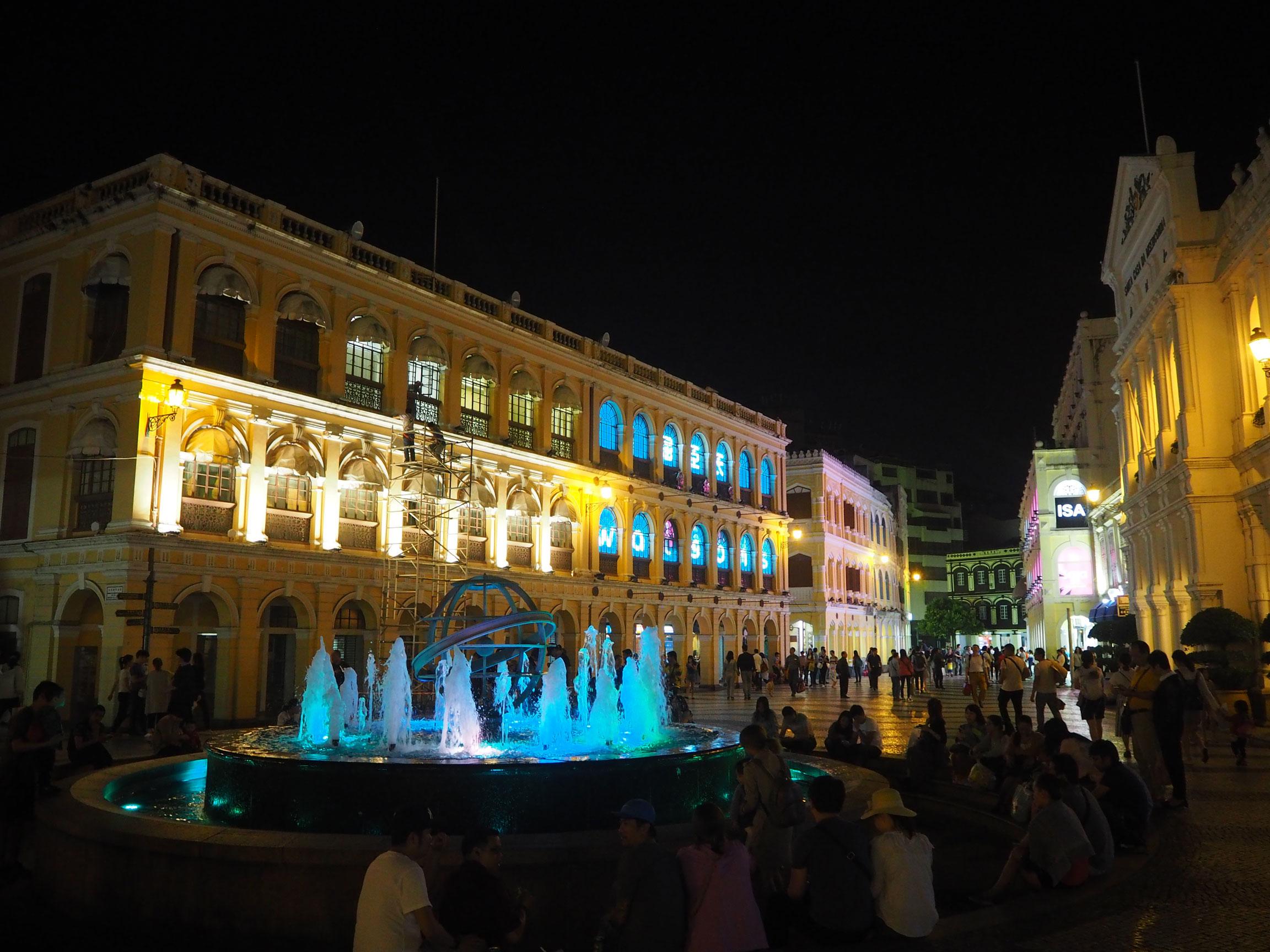 Macau Travel Blog