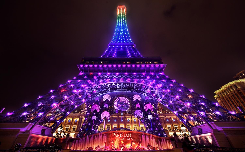 Grand Illumination Chinese New Year Show