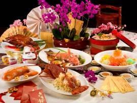 品尝佳肴美食迎新年 - 澳门金沙度假区及澳门金沙