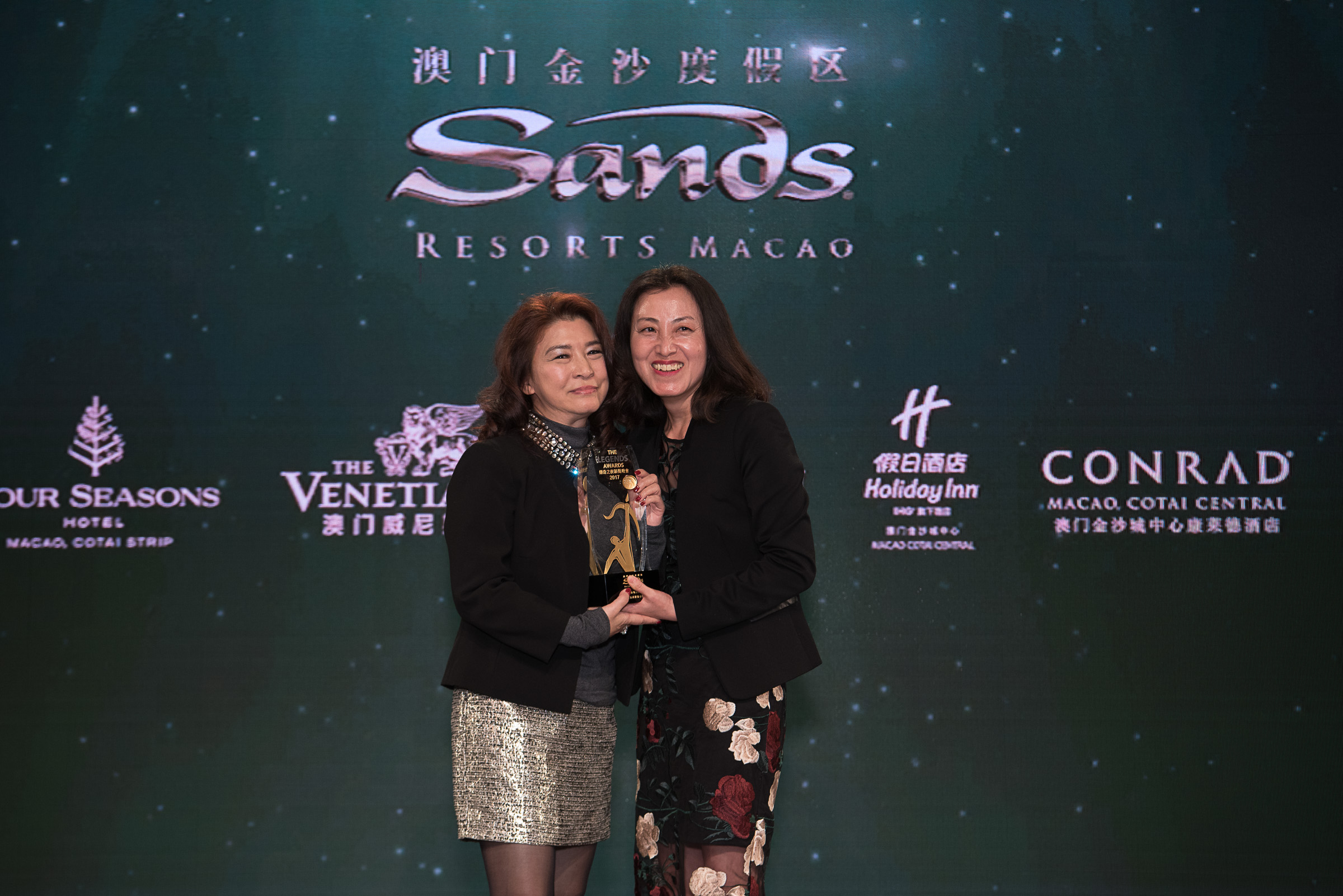 Melchers Travel Co., Ltd. scooped 'Trade Partner of the Year – MICE