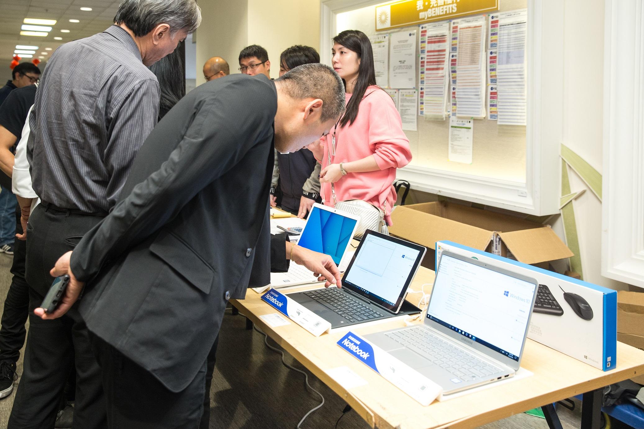 員工優惠活動 – 金沙中國