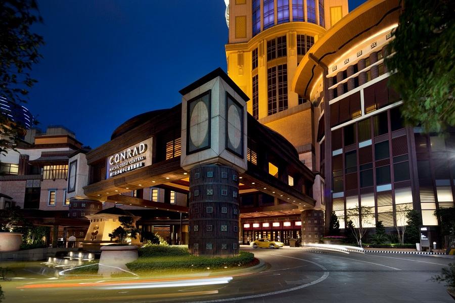 福布斯旅游指南》五星级酒店 - 澳门金沙大道康莱德酒店