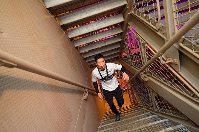 「闪耀金光慈善跑」- 澳门巴黎人的标志性巴黎铁塔